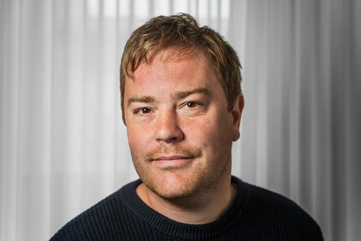 Personalporträtt. Johan Erlandsson, Kommunalarbetaren.